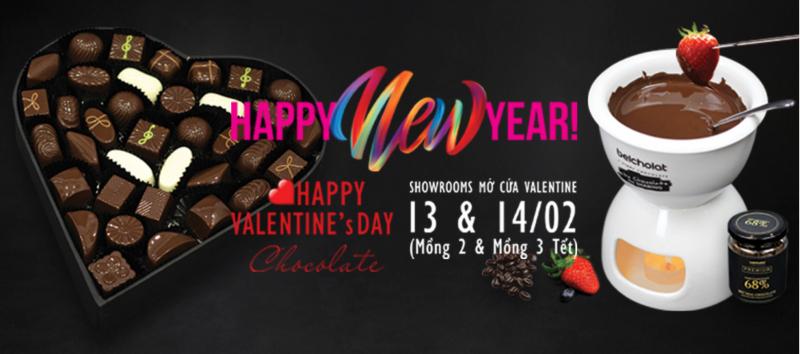 Top 7 địa chỉ mua chocolate nguyên chất ngon nhất tại Hà Nội