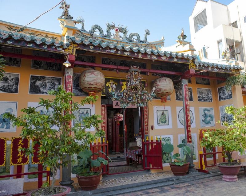 Top 10 Ngôi chùa đẹp nhất ở Cần Thơ