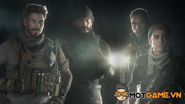 Dự án Call of Duty 2021 sẽ sử dụng game engine IW8?