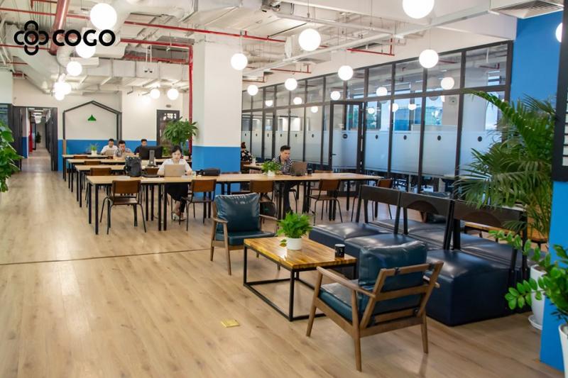 Top 12 Địa chỉ thuê Coworking Space ( văn phòng làm việc chia sẻ) tốt nhất ở Hà Nội
