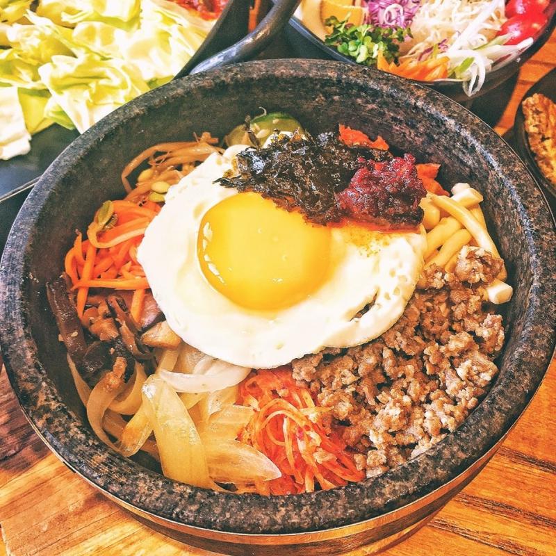 Top 19 Quán cơm trộn Hàn Quốc ngon nhất Hà Nội