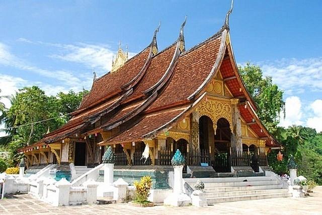 Top 10 Công trình kiến trúc nổi tiếng nhất ở Lào