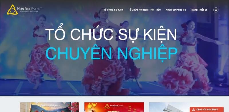 Top 7 Công ty tổ chức sự kiện lớn nhất Việt Nam