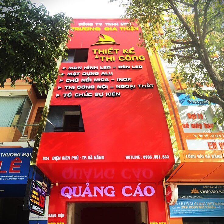 Top 10 địa chỉ làm biển quảng cáo giá rẻ tại Đà Nẵng