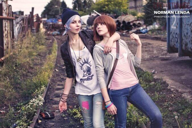 Life is Strange và những tấm ảnh cosplay đẹp nhất quả đất
