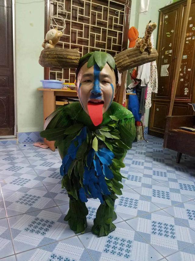 DOTA 2 Việt Nam khiến tất cả phải trầm trồ với loạt ảnh cosplay cây nhà lá vườn cực chất