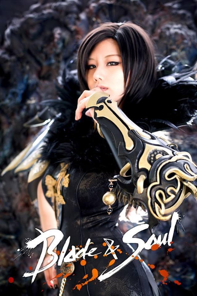 Tasha hóa thân Jin Seo Yeon của Blade & Soul đầy ma mị