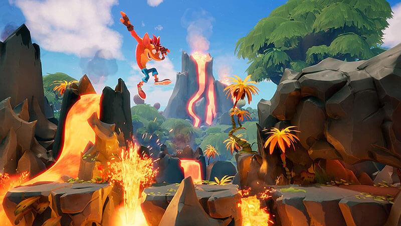 Cáo Điên phiêu lưu ký – Đánh giá Crash Bandicoot 4: It's about time