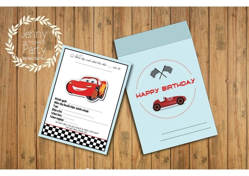 Top 10 Cửa hàng bán thiệp sinh nhật đẹp nhất TPHCM