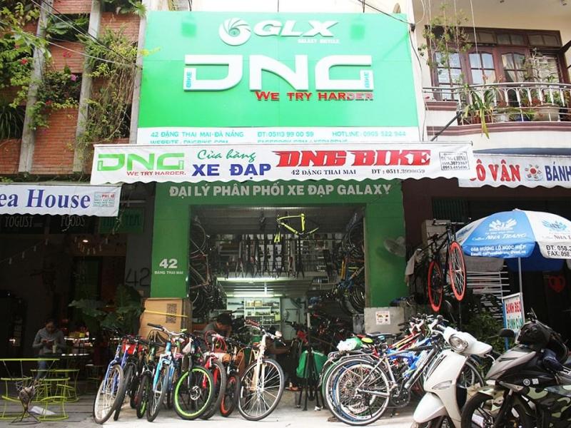 Top 5 Cửa hàng bán xe đạp thể thao uy tín tại Đà Nẵng