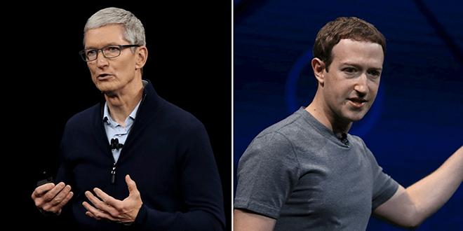 """""""Đại chiến"""" giữa Apple và Facebook chính thức bắt đầu"""