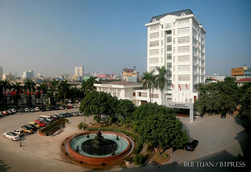 Top 49 Trường đại học hàng đầu Việt Nam 2017