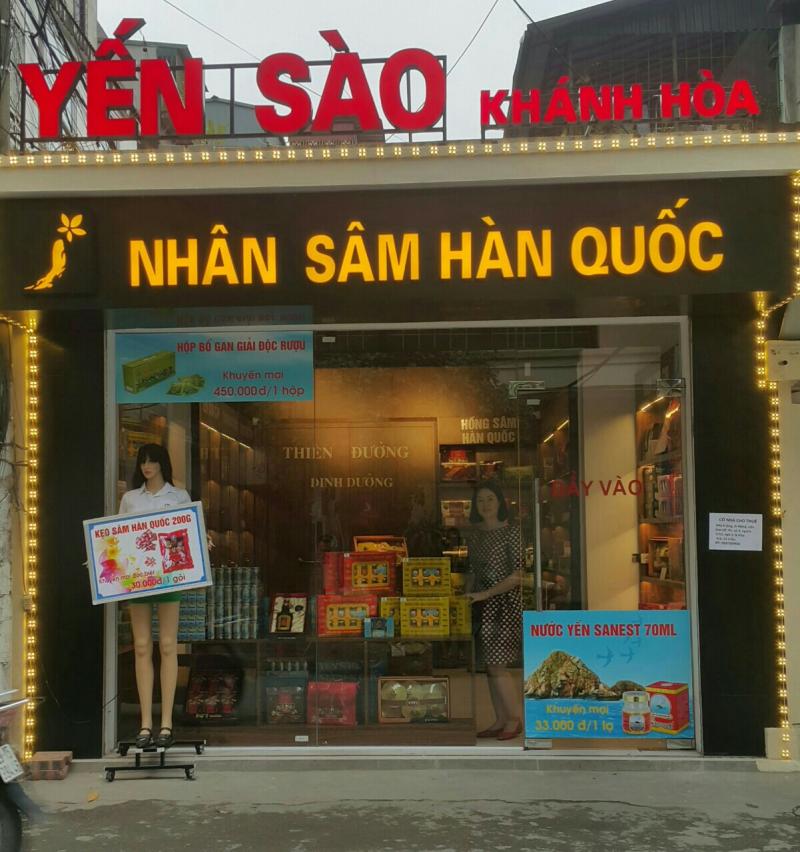 Top 9 Cửa hàng bán nhân sâm Hàn Quốc uy tín ở Hà Nội