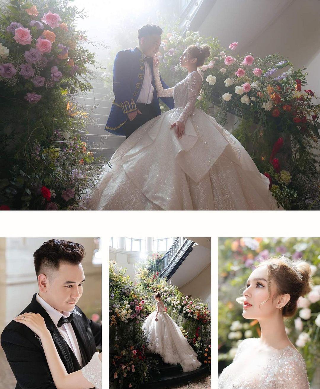 """Hé lộ đám cưới của streamer giàu nhất Việt Nam và vợ hot girl kém 13 tuổi, """"bỏ học từ lớp 10"""""""