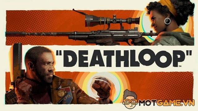 Deathloop tung clip gameplay giới thiệu chi tiết về các loại vũ khí