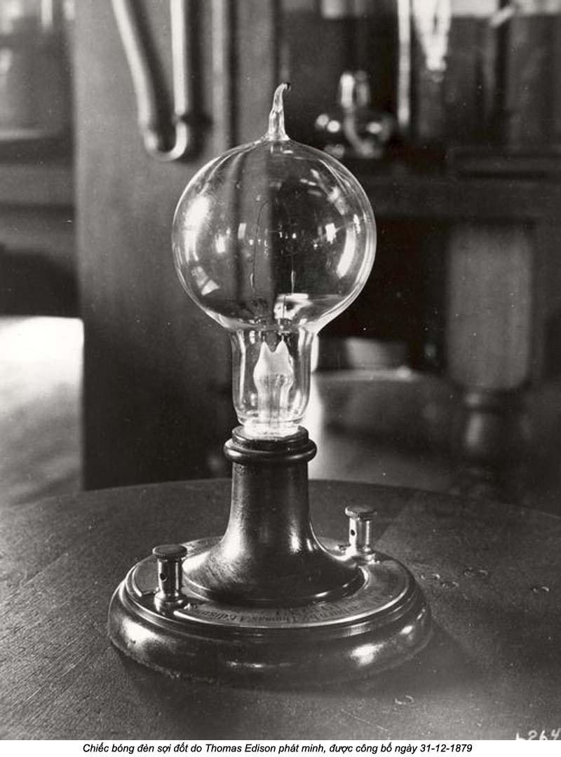 Top 9 Phát minh vĩ đại Thomas Edison để lại cho nhân loại ngày nay