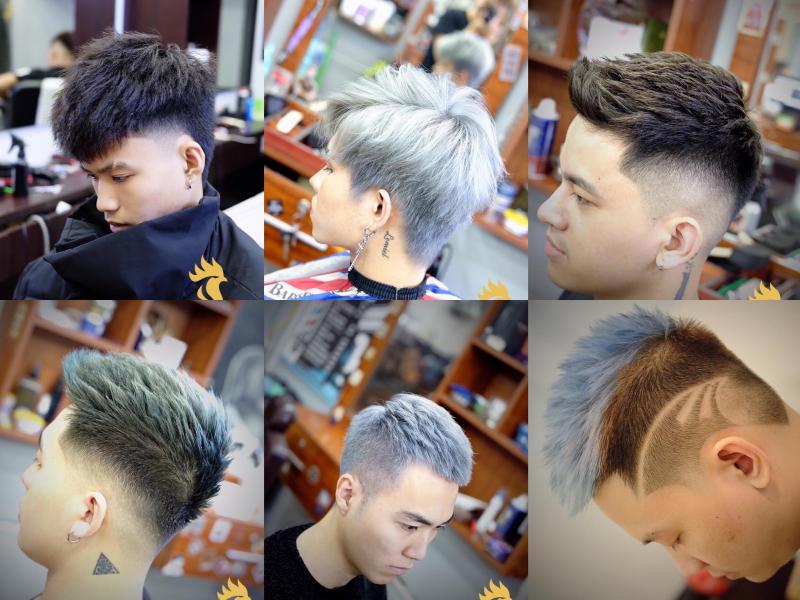 Top 4 Tiệm cắt tóc nam đẹp nhất ở khu vực Hà Đông, Hà Nội