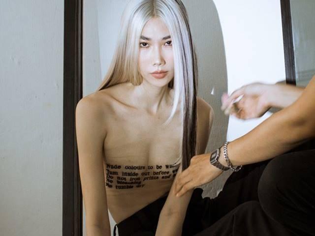 Chân dài Việt kể kinh nghiệm làm người mẫu năm 18 tuổi