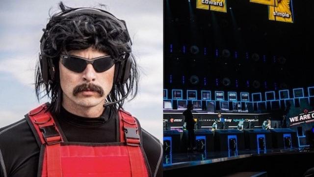 """Dr Disrespect: """"Đừng bao giờ nhắc tới eSports trước mặt tôi"""""""