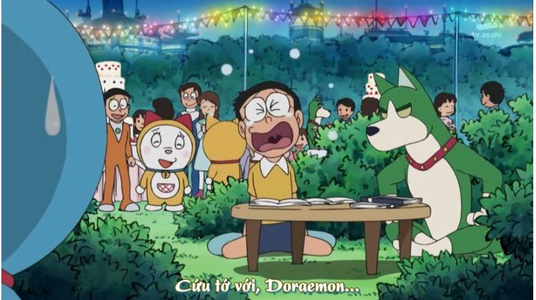 Top 12 Tập phim hoạt hình Doraemon cảm động nhất