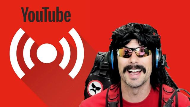 Muốn mở rộng thương hiệu, Dr Disrespect âm mưu lật kèo Twitch để lấn sân sang cả Youtube nhưng đời không là mơ