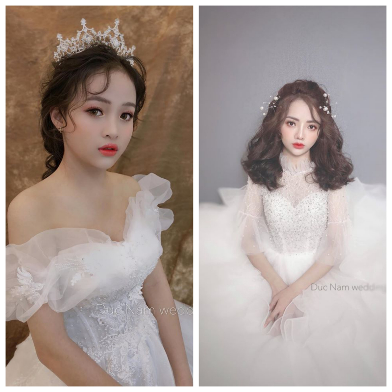 Top 6 Tiệm trang điểm cô dâu đẹp nhất Hoài Nhơn, Bình Định