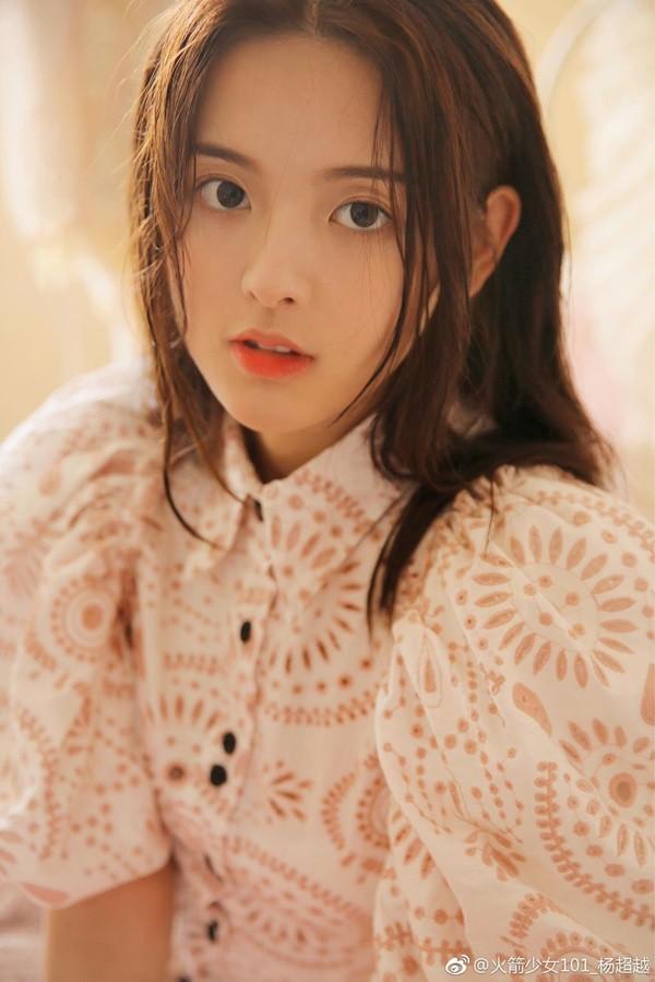 Nhan sắc mỹ nhân 21 tuổi đẹp nhất Trung Quốc, vượt qua cả Địch Lệ Nhiệt Ba lẫn Dương Mịch
