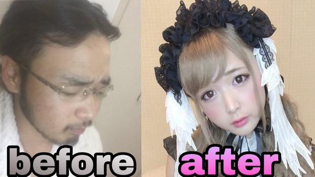 Cú lừa ngoạn mục làm đau lòng anh em: Youtuber trung niên Nhật Bản hóa thân thành hot girl chỉ sau vài phút