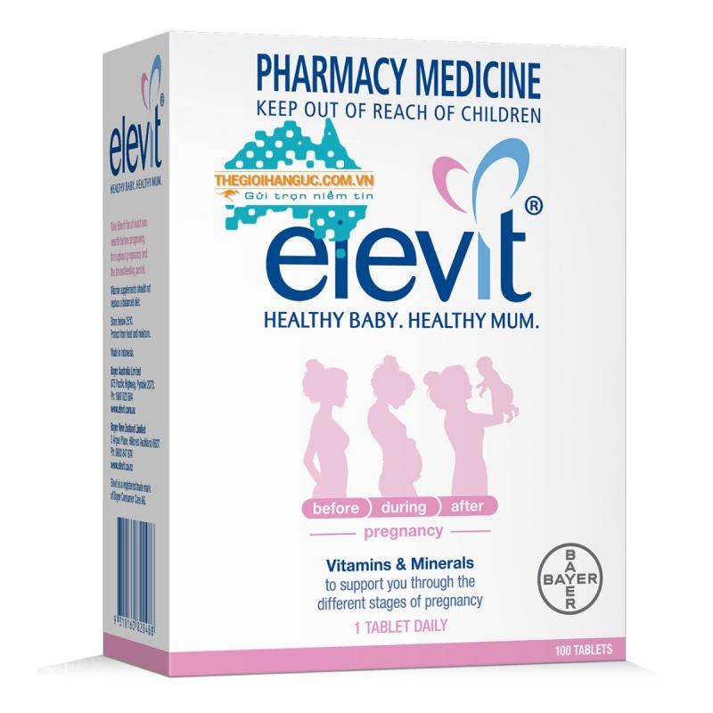 Top 11 Loại vitamin tổng hợp tốt nhất dành cho bà bầu