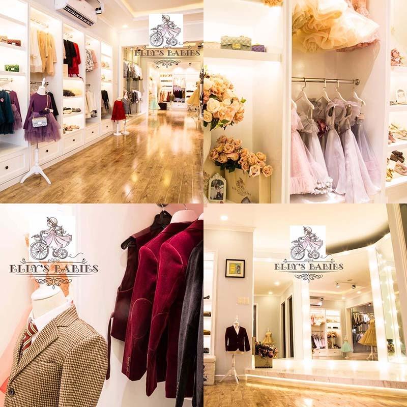 Top 8 Shop thời trang mẹ và bé nổi tiếng nhất Hà Nội và TP. HCM