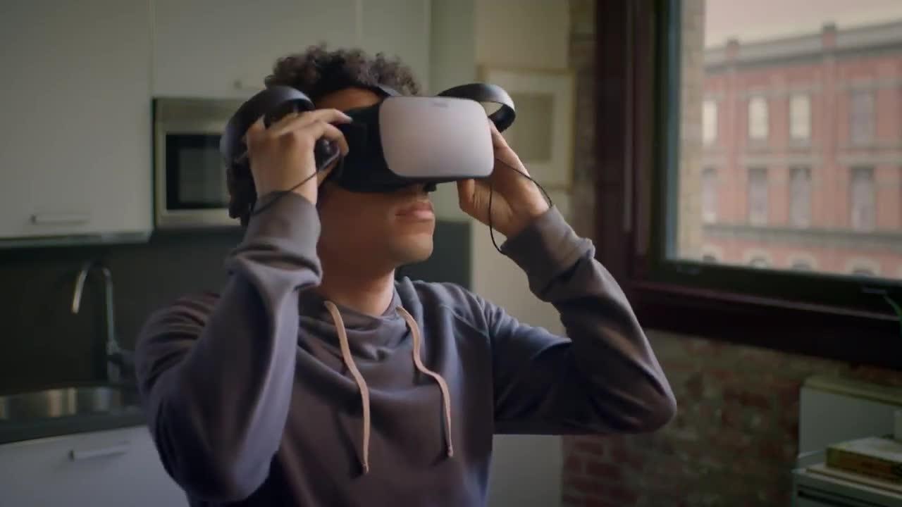 Facebook giới thiệu ứng dụng chat thực tế ảo y hệt The Sims, kỷ nguyên con người bị máy móc chi phối cuối cùng đã đến?