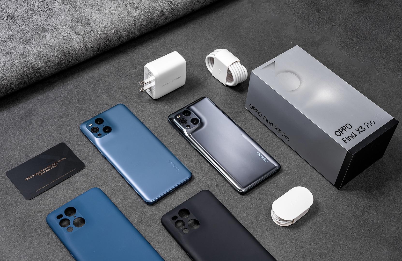 OPPO ra mắt Find X3 Pro 5G với màn hình chuẩn màu và cấu hình mạnh cho game thủ