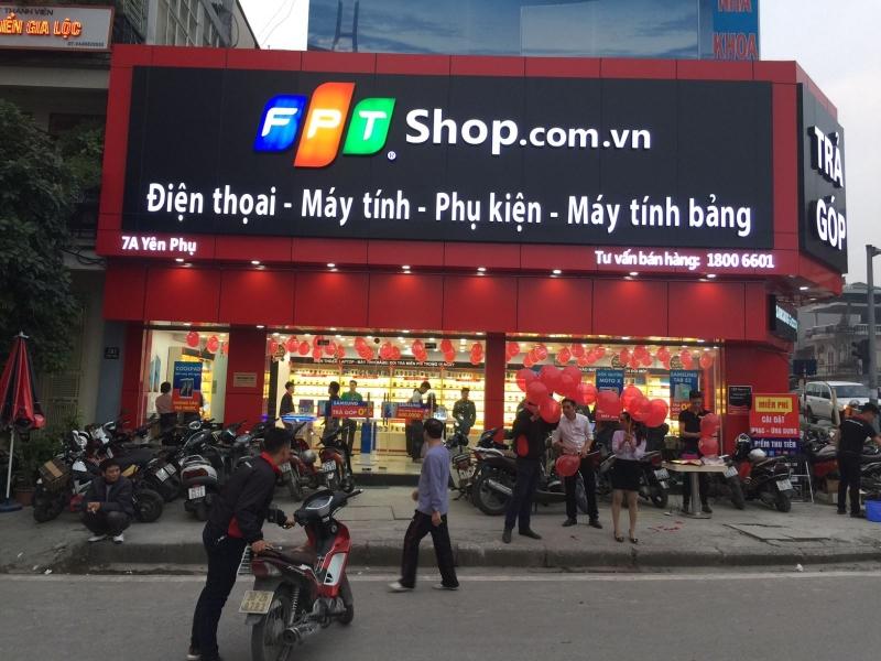 Top 9 Địa chỉ mua laptop cũ/mới uy tín nhất Hà Nội