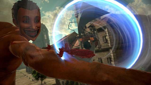 Game Attack on Titan 2: Những game ăn theo phim đầy chất lượng