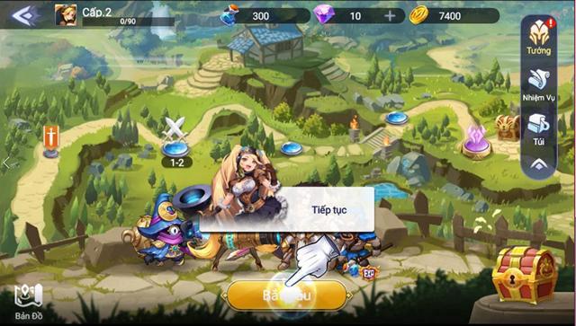 Top game mobile nước ngoài có hỗ trợ tiếng Việt 2021