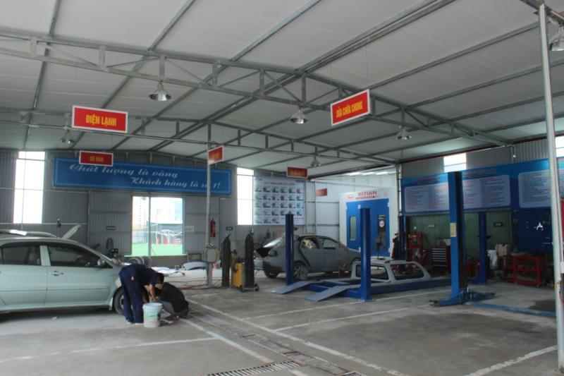 Top 10 Đại lí, Gara sửa chữa ô tô uy tín và chất lượng ở Hải Phòng