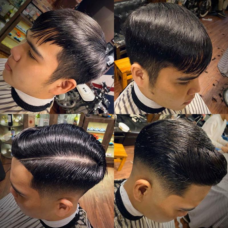 Top 8 Tiệm cắt tóc nam đẹp nhất ở Huế