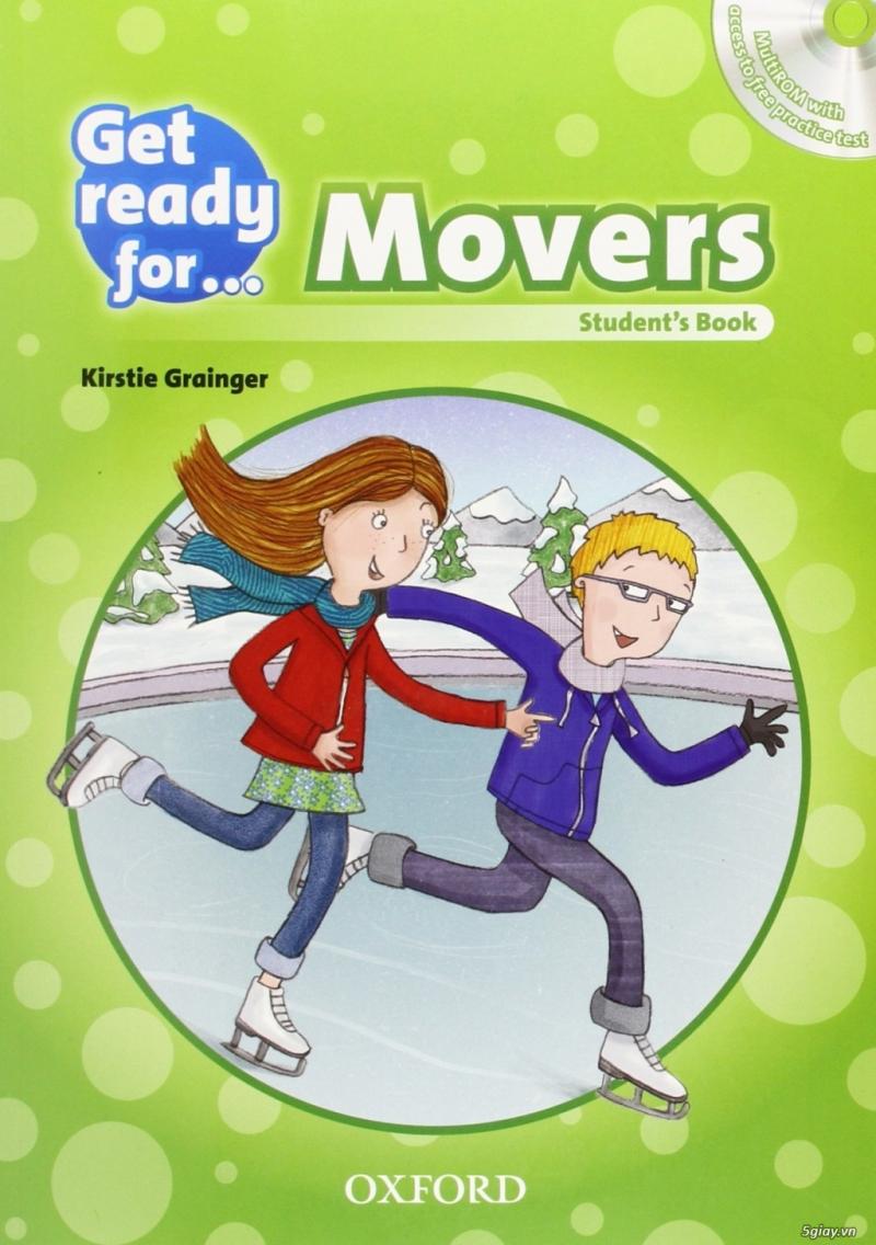 Top 9 Sách ôn thi Starters – Movers – Flyers bạn cần biết