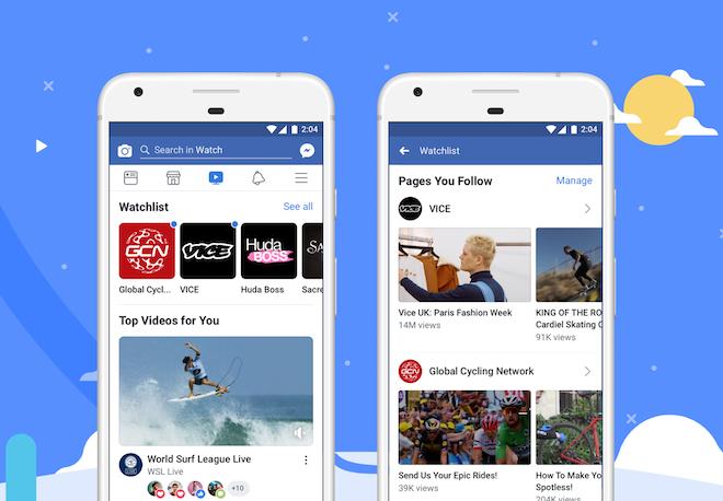 Facebook mở đường cho ai cũng có thể kiếm tiền từ hơn 1,25 tỉ khán giả trên Watch