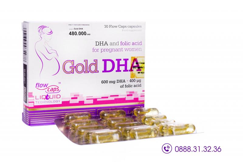 Top 9 Viên uống bổ sung DHA cho bà bầu giúp mẹ khỏe mạnh, bé thông minh tốt nhất hiện nay