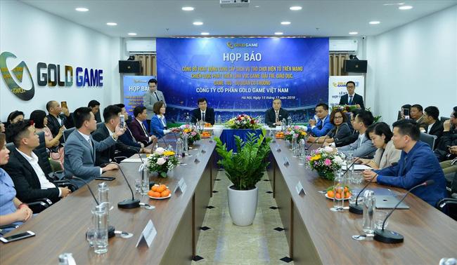 """Chưa được cấp phép, Gold game Việt Nam đã quảng cáo rầm rộ game """"dự đoán kết quả bóng đá"""""""