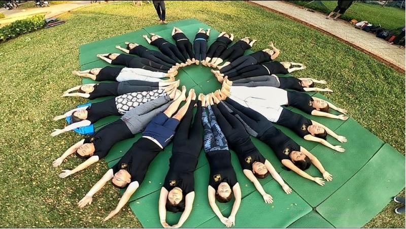 Top 8 Phòng tập yoga tốt nhất Vũng Tàu