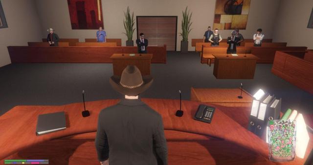Chọn làm thẩm phán trong GTA RolePlay, streamer nhận ngay thư 'dọa giết' ngoài đời thật