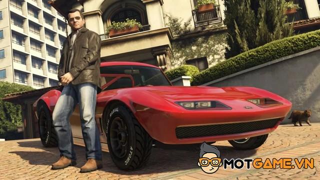 GTA V ấn định ngày ra mắt trên PS5 và Xbox Series X/S