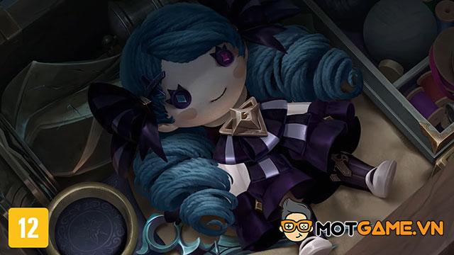 LMHT: Lộ diện tướng mới Gwen – búp bê chứa đựng linh hồn Isolde?