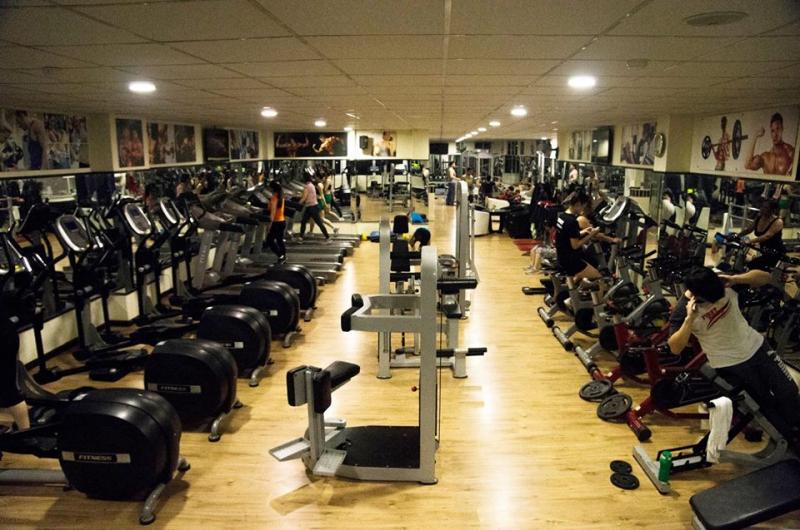 Top 6 Phòng gym chất lượng nhất ở Đà Lạt