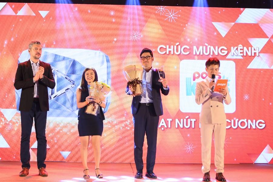 Kênh YouTube thứ 2 tại Việt Nam vừa nhận nút Kim cương là của ai?