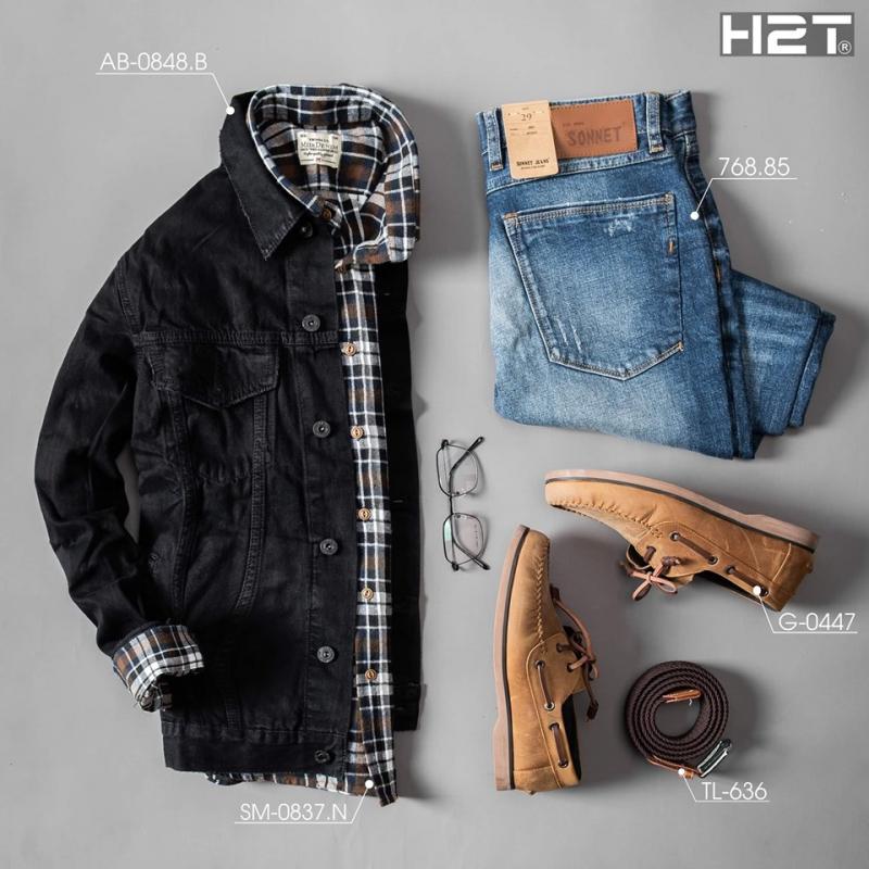 Top 12 Shop quần áo nam tại Hà Nội có lượng like cao nhất trên Facebook