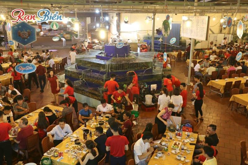 Top 10 Nhà hàng hải sản ngon nhất ở TP. Hồ Chí Minh