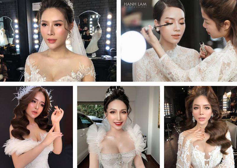 Top 12 Tiệm trang điểm cô dâu đẹp nhất tại Hà Nội